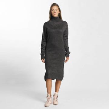 JACQUELINE de YONG jurk jdySilk Plain grijs