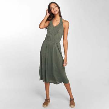 JACQUELINE de YONG jurk jdyDodo groen