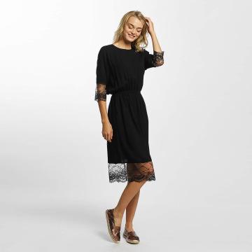 JACQUELINE de YONG jurk jdyNAncy 3/4 Lace zwart