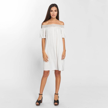 JACQUELINE de YONG Kleid jdyFame weiß