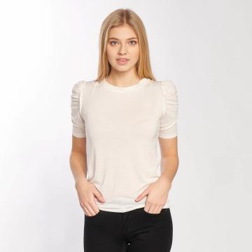 JACQUELINE de YONG Pitkähihaiset paidat jdyFanny 2/4 Puff Sleeve valkoinen