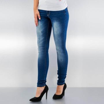 JACQUELINE de YONG Skinny jeans JdyGarcia blauw
