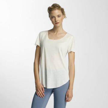 JACQUELINE de YONG T-shirt jdyLinette bianco