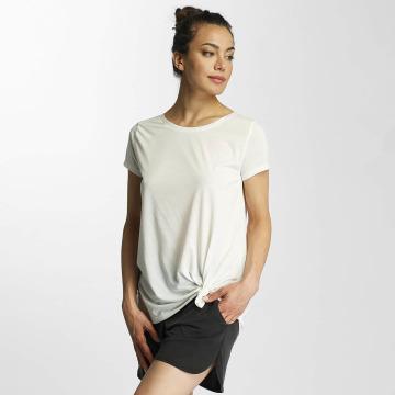 JACQUELINE de YONG T-Shirt jdyNoho Knot blanc