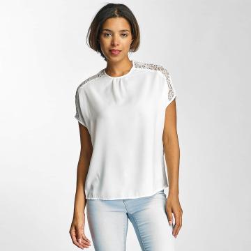 JACQUELINE de YONG T-Shirt jdyBriana blanc