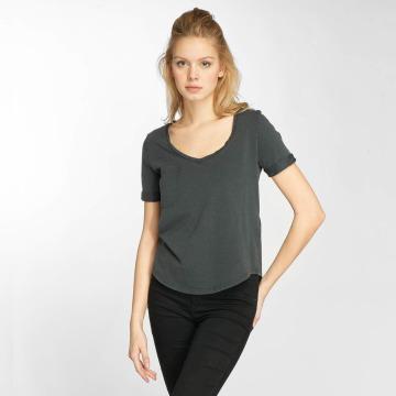 JACQUELINE de YONG T-Shirt jdyBerry grau