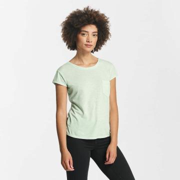 JACQUELINE de YONG T-Shirt jdyBolette grün