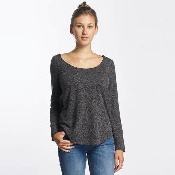 JACQUELINE de YONG T-Shirt manches longues jdyBolette gris