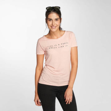 JACQUELINE de YONG T-shirts jdyRainbow rosa