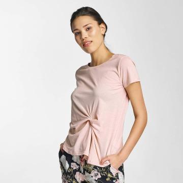 JACQUELINE de YONG T-Shirty jdyRonda rózowy