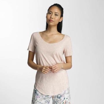 JACQUELINE de YONG T-skjorter jdyLinette rosa