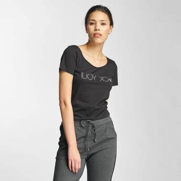 JACQUELINE de YONG T-skjorter jdyGlow svart