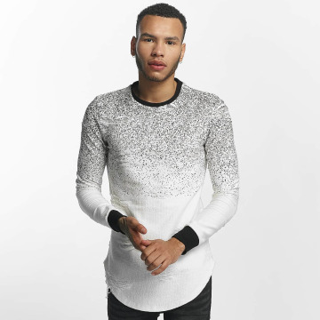 John H Sweat & Pull Dots blanc
