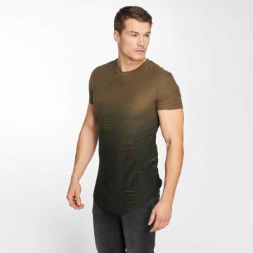 John H T-Shirt Jucki vert