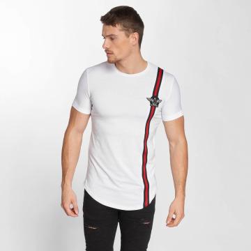 John H T-shirt Wing Logo vit