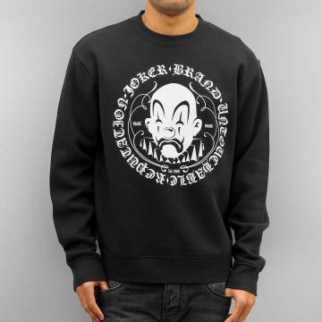 Joker Gensre Circle Clown svart