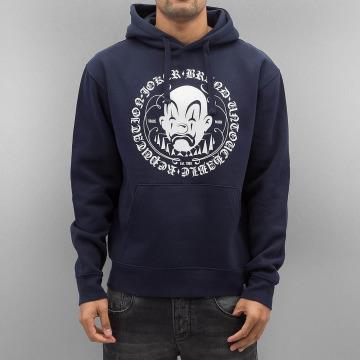 Joker Hoody Circle Clown blauw