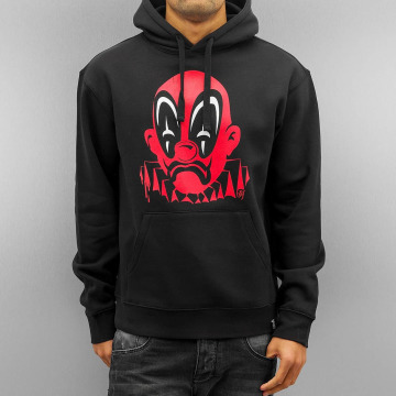 Joker Hoody Deadpool Clown schwarz