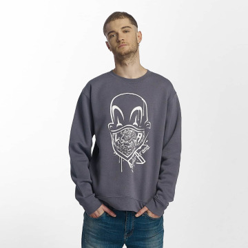 Joker Pullover Clown Brand grau