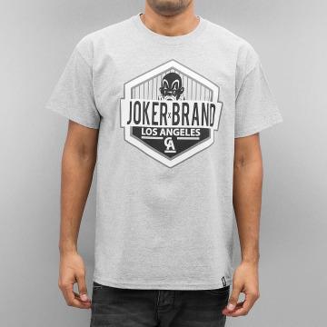 Joker T-paidat LA CA harmaa