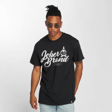 Joker T-Shirt Brand black