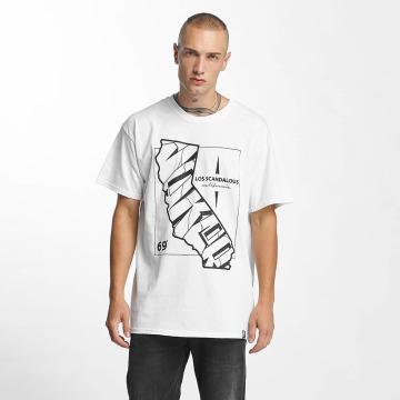 Joker T-Shirt Cali blanc