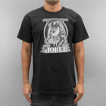 Joker T-Shirt Ben Baller noir