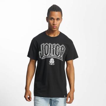 Joker T-Shirt Jokes schwarz
