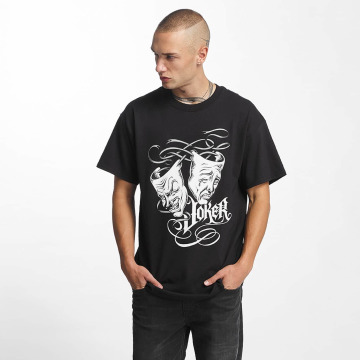 Joker T-Shirt Drama schwarz