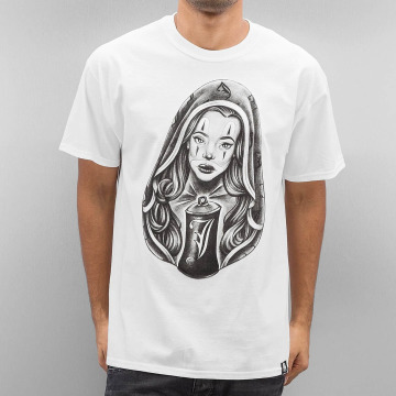Joker T-Shirt Mary J weiß