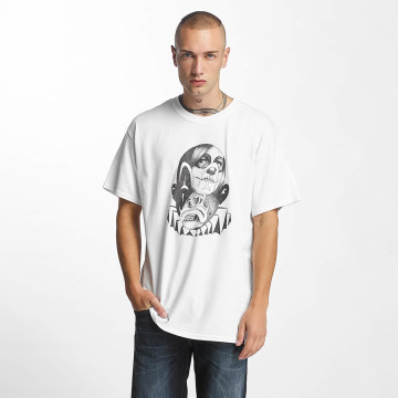 Joker T-Shirt Head white