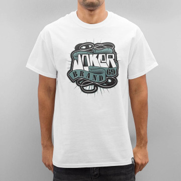 Joker t-shirt 69 Brand wit