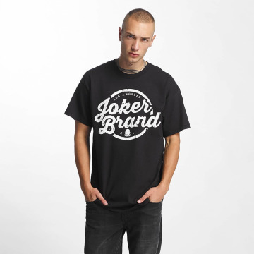 Joker t-shirt Batter Up zwart