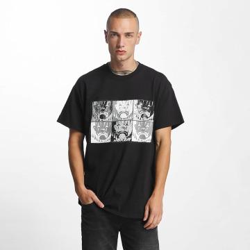 Joker t-shirt Mosaic zwart