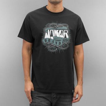 Joker T-Shirty 69 Brand czarny