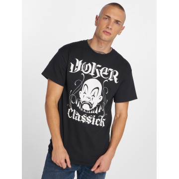 Joker T-Shirty Classick Clown czarny
