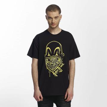 Joker T-Shirty Clown Brand czarny