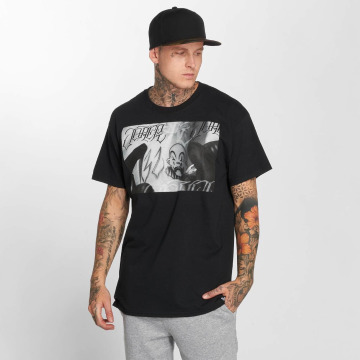 Joker T-Shirty Tattoo czarny