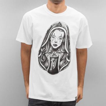 Joker T-skjorter Mary J hvit