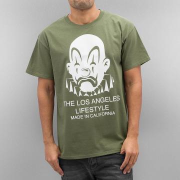 Joker T-skjorter Lifestyle oliven