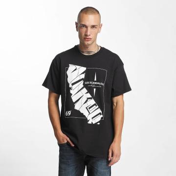 Joker T-skjorter Cali svart