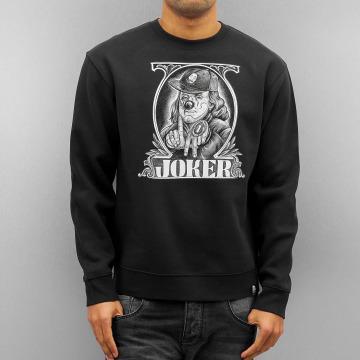 Joker trui Ben Baller zwart