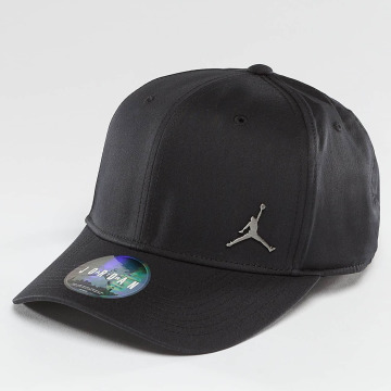 Jordan Кепка с застёжкой CLC99 Metal Jumpman черный