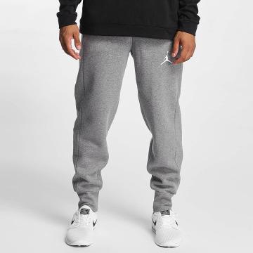 Jordan Спортивные брюки Flight серый