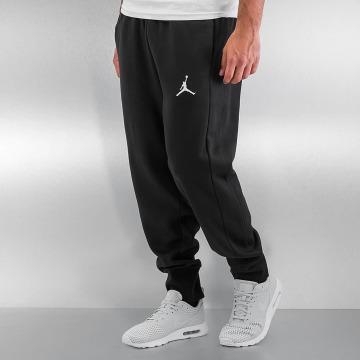 Jordan Спортивные брюки Flight черный