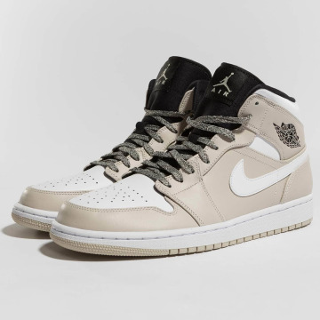 Jordan Baskets 1 Mid beige