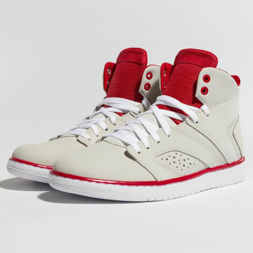 Jordan Baskets Flight Legend gris