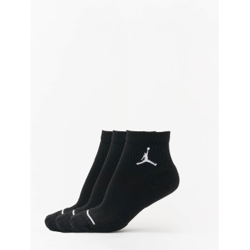 Jordan Calcetines Jumpman High-Intensity Quarter negro