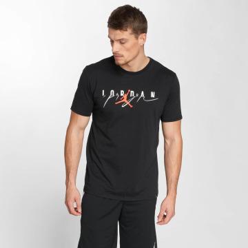 Jordan Camiseta Flight Mash Up GX negro