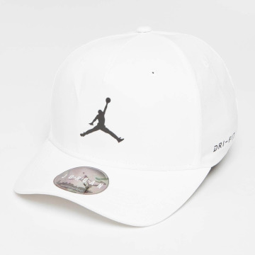 Jordan Flexfitted Cap Jumpman CLC99 weiß